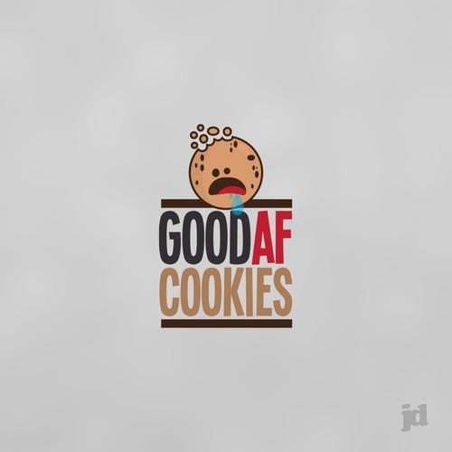 Cookie company logo