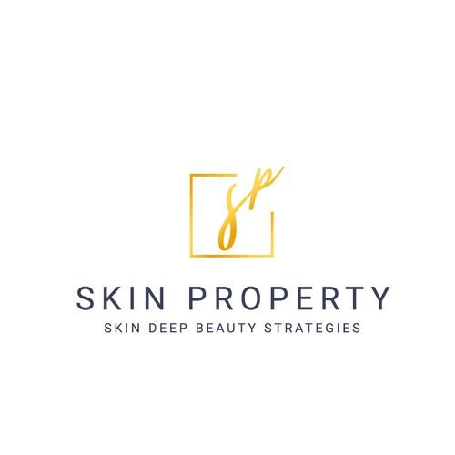 Logo for Cosmetics & Beauty Company