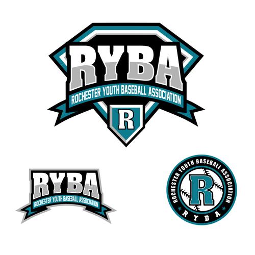 Logo forYouth Baseball Association