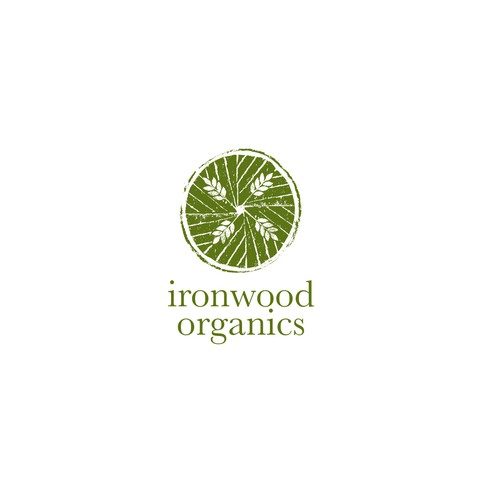 Logo For Organic Grain Producers