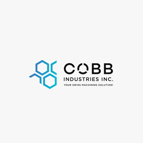 Cobb Industries Inc. logo concept