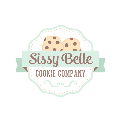Cookie Company Logo Design