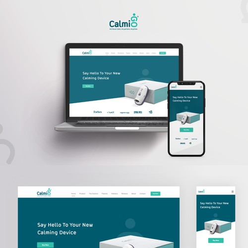Calmigo devices