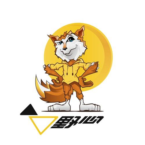 Fox Mascot