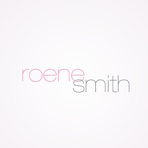 logo for roene smith