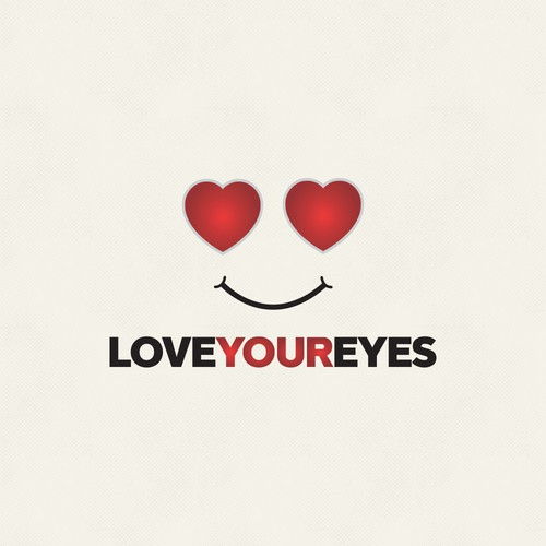 Clean impact logo for love your vision