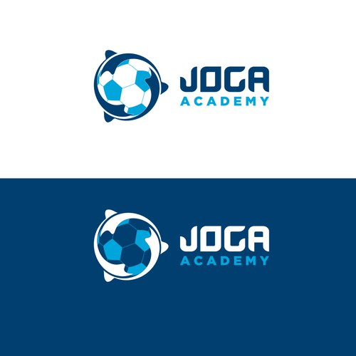 Logo for Joga Academy