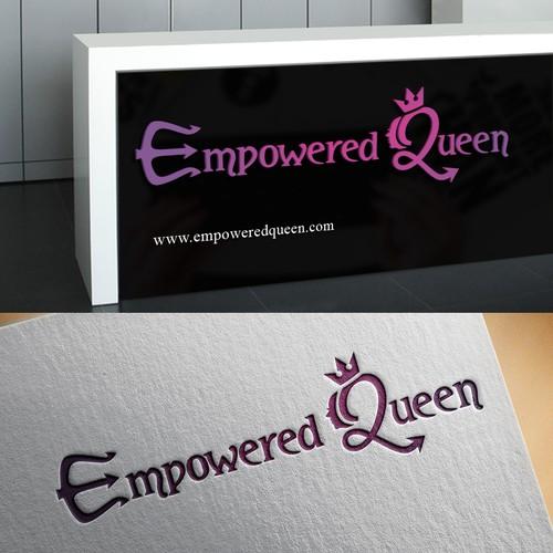 Logo for a women's empowerment company