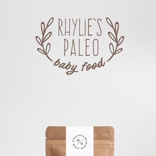 RHYLIE'S packaging