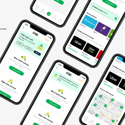 Cash back app