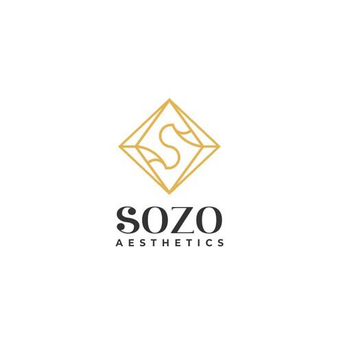 Logo for Sozo Aesthetics