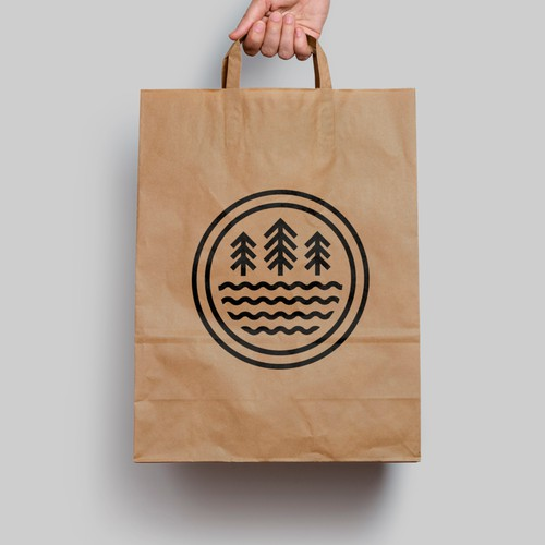 Wood and Water logo