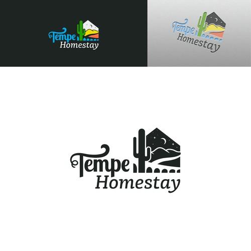 Logo Design for Tempe Homestay