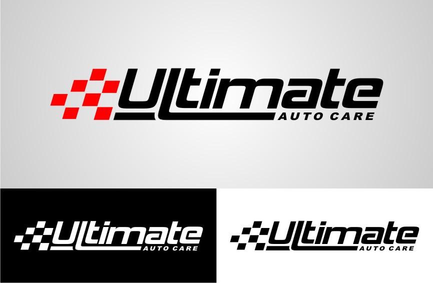 Ultimate Auto Care needs a new logo