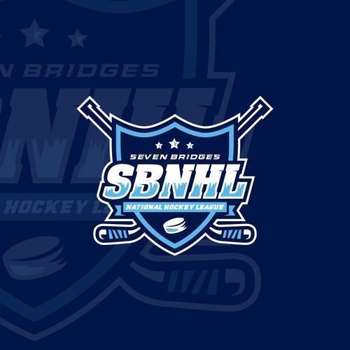 Logo for Hockey Sports League
