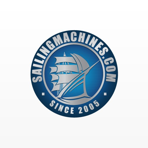 logo for SAILINGMACHINES.COM