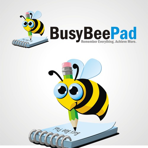 Busy Bee Pad