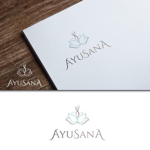 Logo for ayurvedic doctor