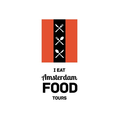 Amsterdam food tours logo