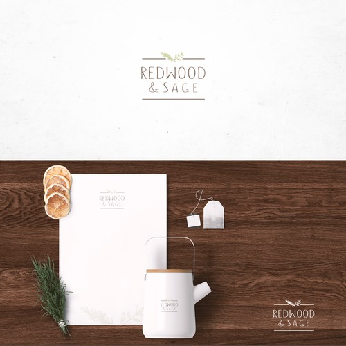 Redwood&Sage logo for houseware