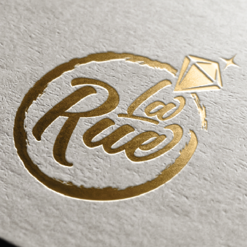 La Rue Logo Design