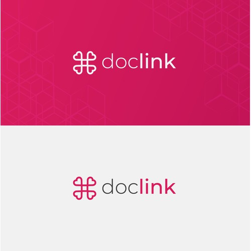 Logo Design - docLink