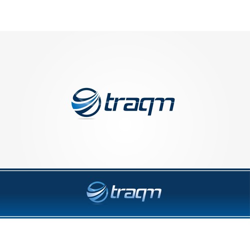 logo for traqm
