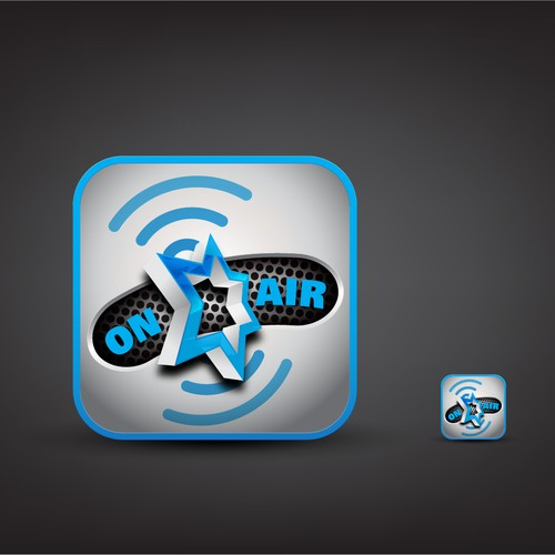 Israel News Talk - App Icon