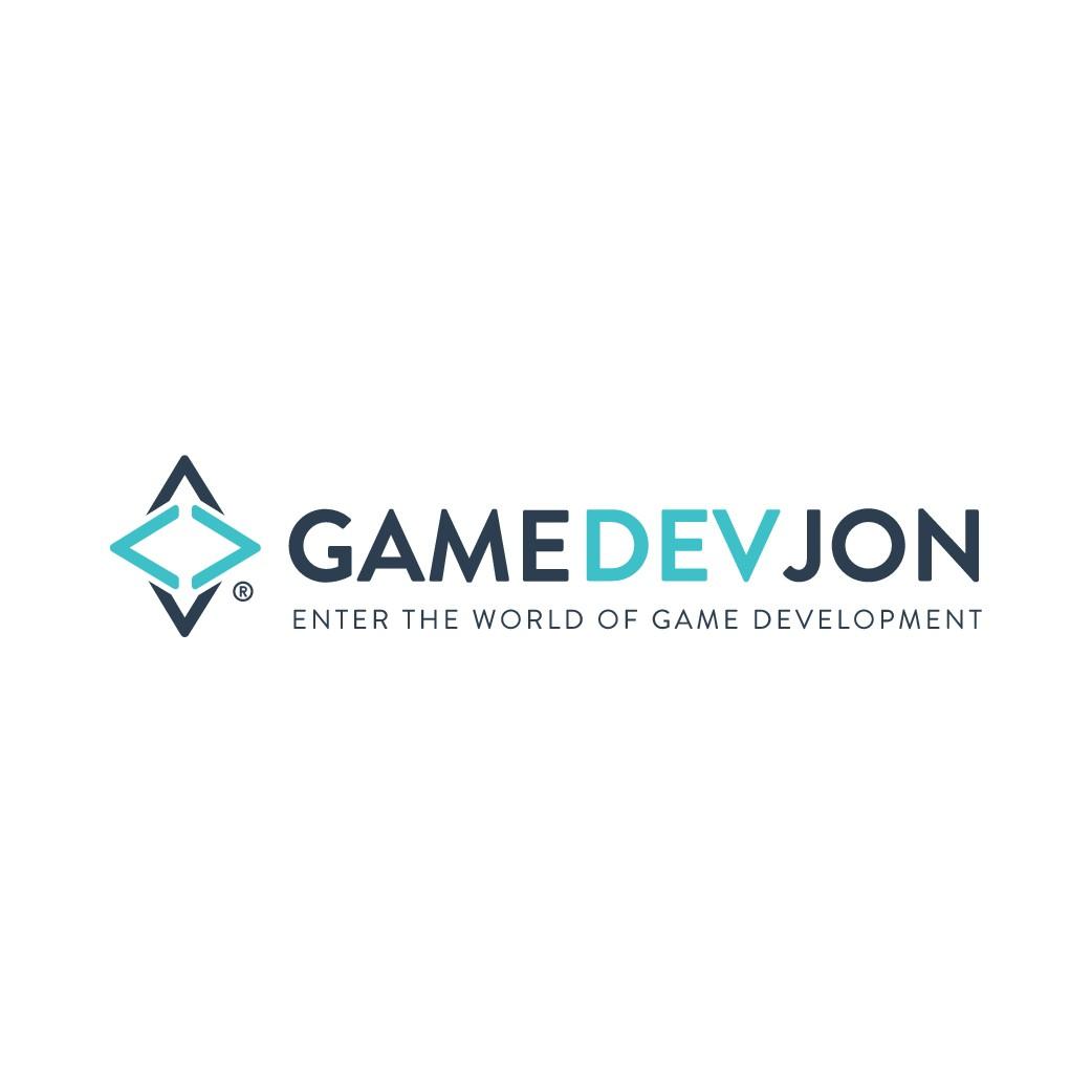 Design a programmer logo for my brand Game Dev Jon (Brand/Identity)