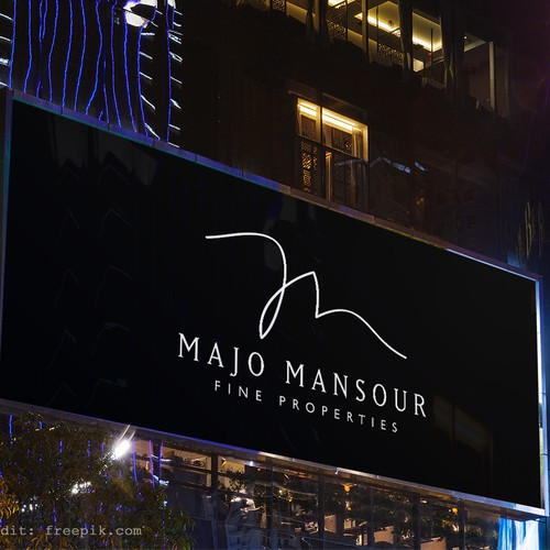 Initials for Majo Mansour