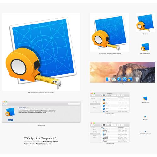 MacOS Icon Resizer