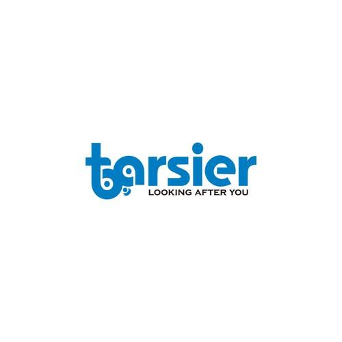 Logo concept for Tarsier