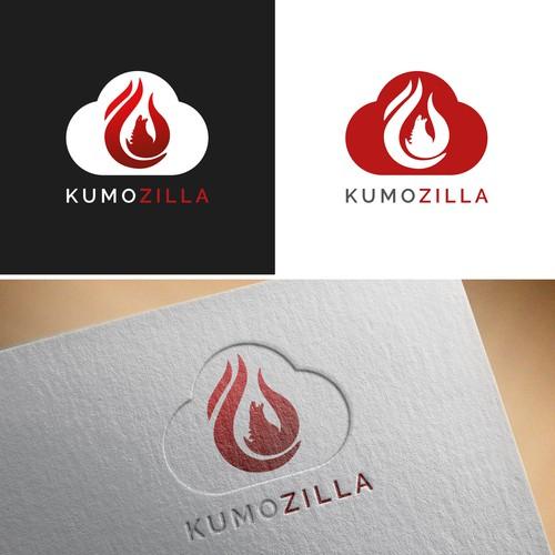 Bold Logo for Kumozilla