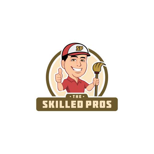 Logo for Skilled Pros