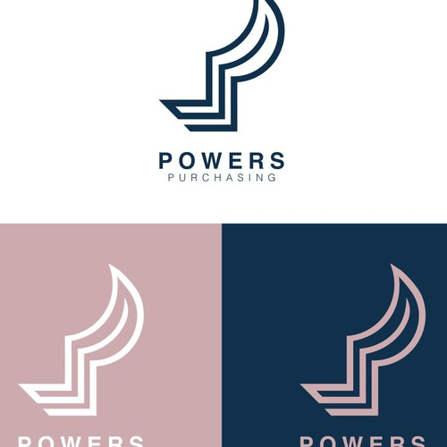 Logo concept for Power Purchasing