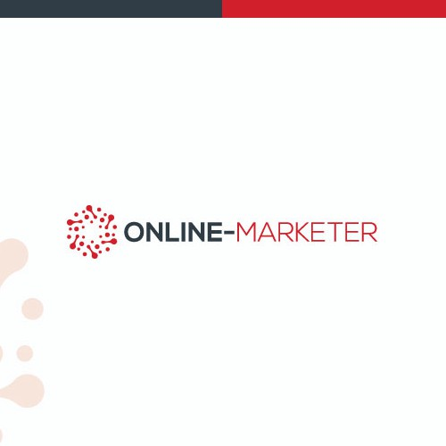 The new logo for Online-marketer