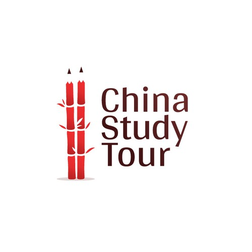 Study in China - Logo Design