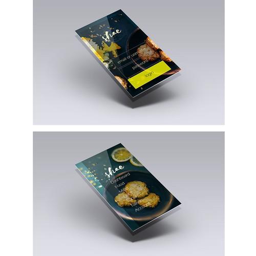 Shae Food app