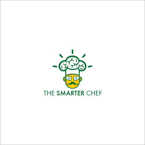 Logo design for Website in Healthy and Delicious Foods