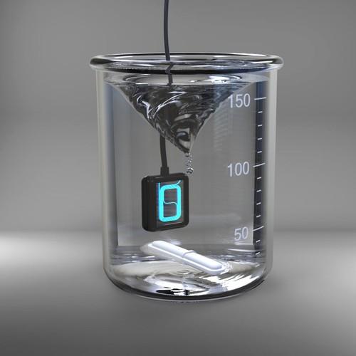 Sensing device design & renderings