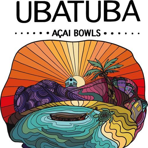 Logo for Ubatuba contest