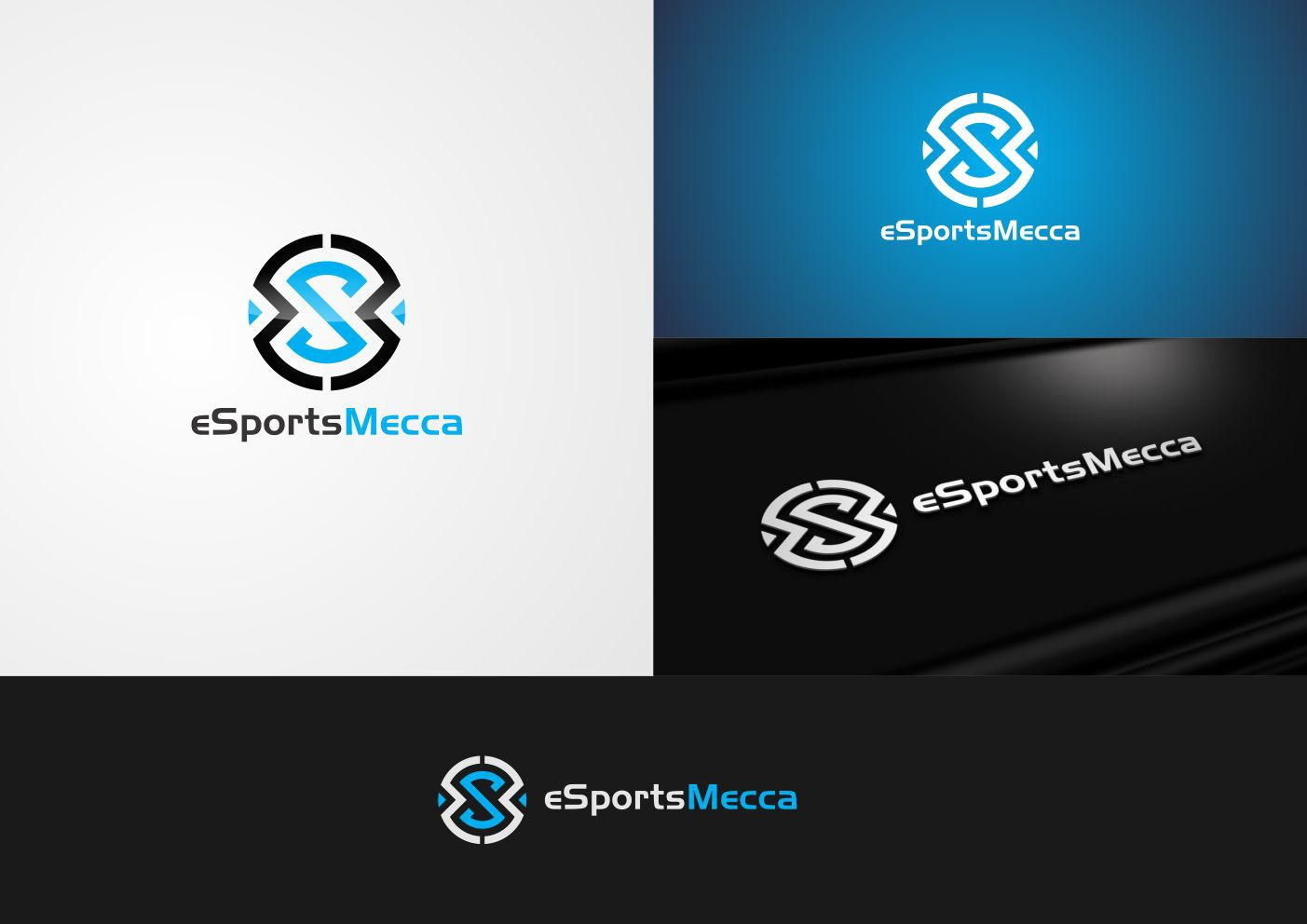 Create the next logo for eSportsMecca
