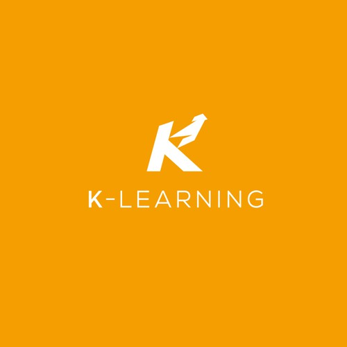 k-logo concept. lettering