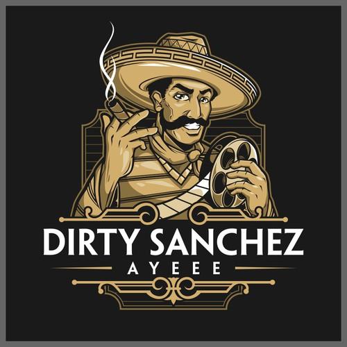 Dirty Sanchez Logo