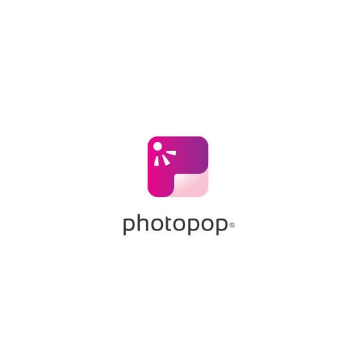 Creative Photo App Logo Design
