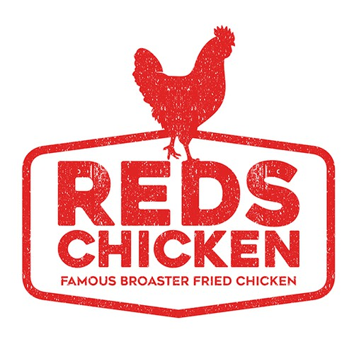 Design logo for fried chicken restaurant