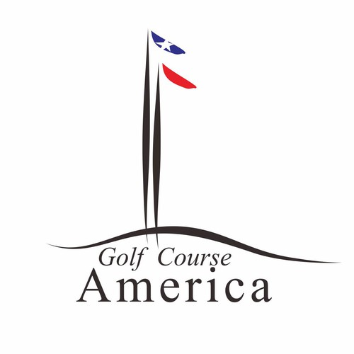 Golf Course America needs a new logo