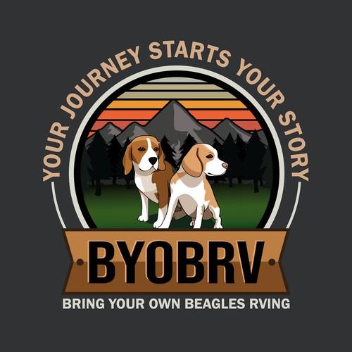 Logo design for BYOBRV
