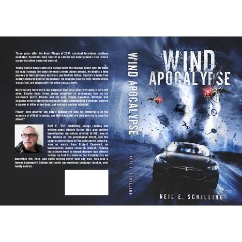 'Wind Apocalypse' book cover
