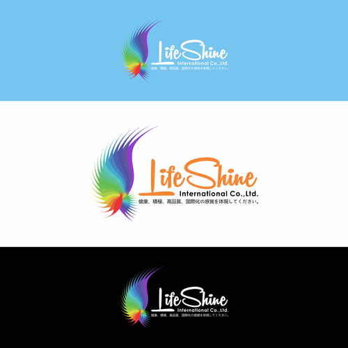 logo for life shine